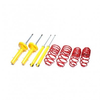 SUSPENSION DEPORTIVA TA TECHNIX ALFA 147