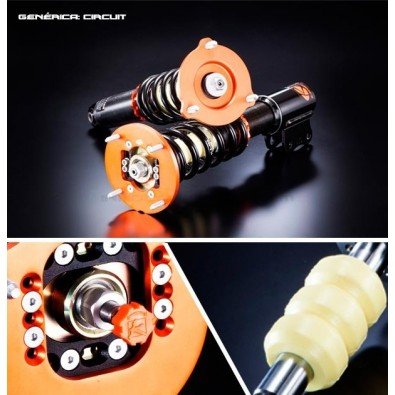 SUSPENSION ROSCADA K-SPORT BMW E46/M3