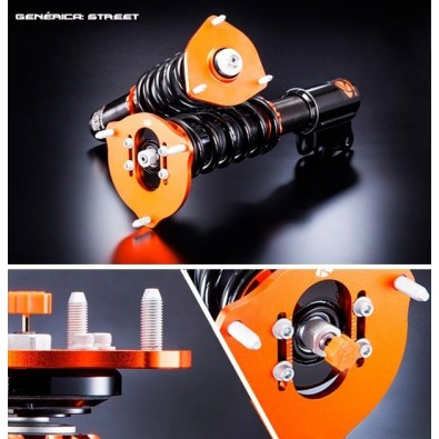 SUSPENSION ROSCADA K-SPORT MAZDA 2