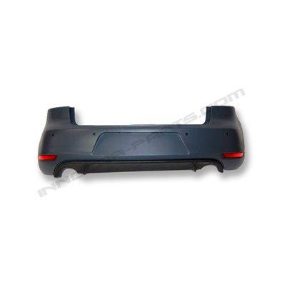 PARAGOLPES TRASERO LOOK GTI VW GOLF VI