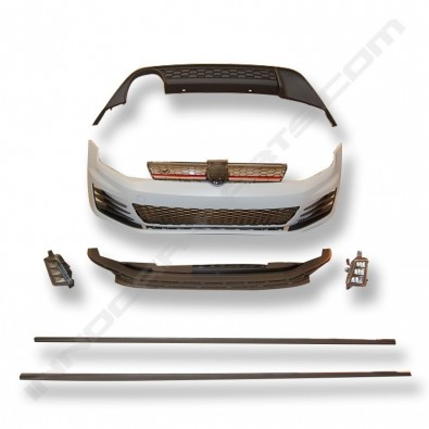 KIT CARROCERIA LOOK GTI VW GOLF VII
