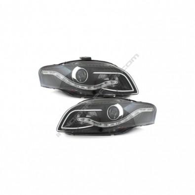 FAROS LED LUZ DIURNA AUDI A4 B7 (04-08)