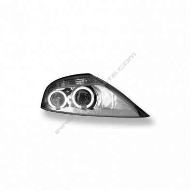 FAROS DELANTEROS ANGEL EYES CITROEN C3