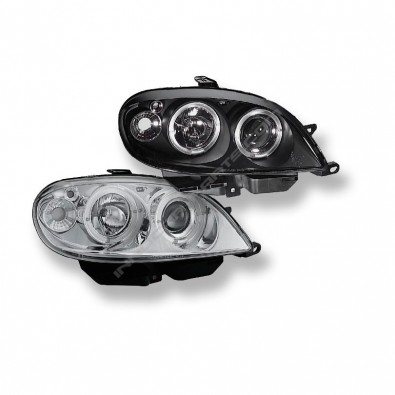 FAROS DELANTEROS ANGEL EYES CITROEN SAXO