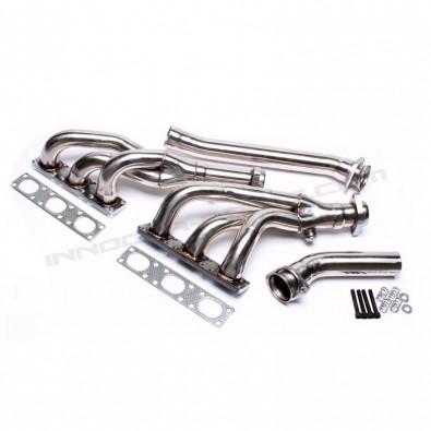 COLECTORES ESCAPE INOX. BMW E36/E34/E39 6 cil.