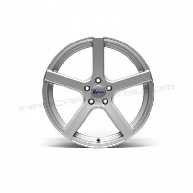 """LLANTA XF1 SILVER 9.5X19"""" AUDI/SEAT/SKODA/VW"""