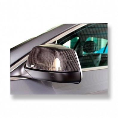 CUBRE ESPEJOS CARBONO BMW SERIE 5 F10/F11