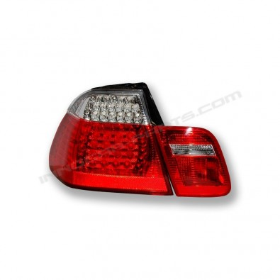 PILOTOS TRASEROS LED BMW E46 BERLINA (01-05)