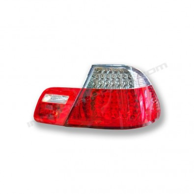 PILOTOS TRASEROS LED BMW E46 COUPE (98-02)