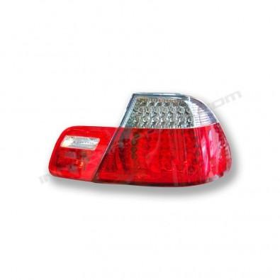 PILOTOS TRASEROS LED BMW E46 COUPE (98-02)
