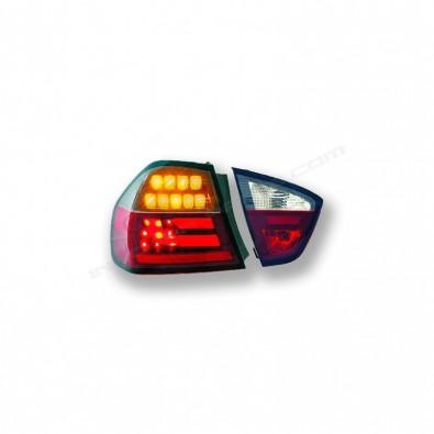 PILOTOS LED LIGHT BAR DESIGN BMW E90 (05-08)