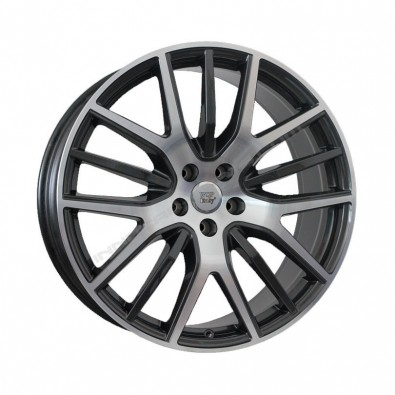 """WSP ITALY W3101 FLORENCE """"ANTHRACITE POLISHED"""""""