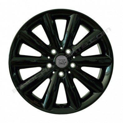"WSP ITALY W1657 ST PETERSBURG ""GLOSSY BLACK"" MINI"