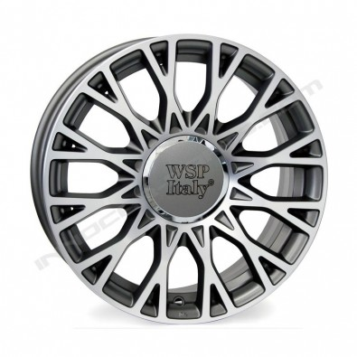 """WSP ITALY CENTO """"ANTHRACITE POLISHED"""""""