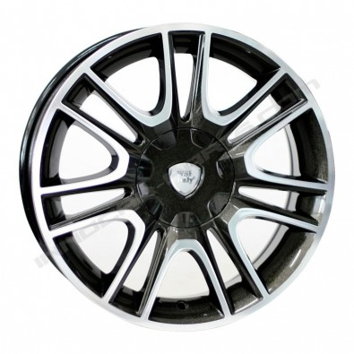 """WSP ITALY FABRO """"ANTHRACITE POLISHED"""""""