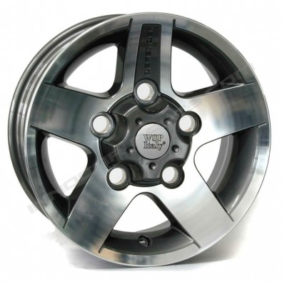 """WSP ITALY HOVE """"ANTHRACITE POLISHED"""""""