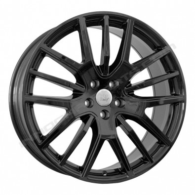 """WSP ITALY W3101 FLORENCE """"GLOSSY BLACK"""""""