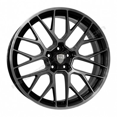 """WSP ITALY W1056 FUJI """"ANTHRACITE POLISHED"""""""