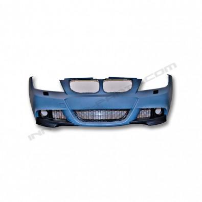 PARAGOLPES LOOK M-TECH BMW E90 (09-12) C/PUNTERAS
