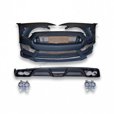 KIT CARROCERIA LOOK GT350 FORD MUSTANG (15-17)